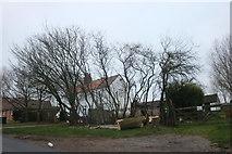 TQ4994 : Knolls Hill Farm, Stapleford Abbotts by David Howard