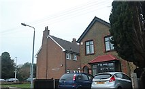TQ4693 : Houses on Lambourne Road, Chigwell Row by David Howard