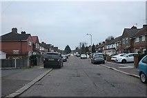 TQ4490 : Kingsley Road, Barkingside by David Howard