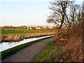 SD7808 : Manchester,Bolton and Bury Canal Towpath by David Dixon
