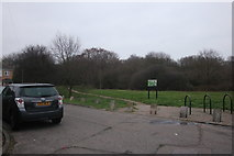 TQ4290 : The entrance to Claybury Park, Clayhall by David Howard