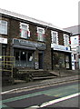ST1586 : Tasci Barber Shop, Caerphilly  by Jaggery
