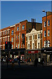 TQ3085 : Holloway Road, London N7, and former King's Head pub by Christopher Hilton