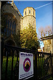 TQ3085 : Mountain of Fire and Miracles church, Camden Road by Christopher Hilton