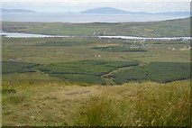 V3670 : View from Coomnaspig Pass by N Chadwick