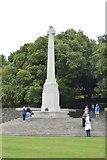 O1233 : Cross, Irish National War Memorial Gardens by N Chadwick