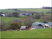 NY9058 : Low Ardley Farm by Oliver Dixon
