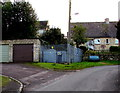 SP2511 : Windrush Close electricity substation, Burford  by Jaggery