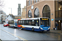 NS3321 : Stagecoach Buses, Ayr by Billy McCrorie
