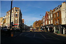 TQ2885 : Looking north up Fortess Road by Christopher Hilton