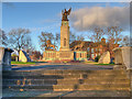 SJ9499 : The War Memorial, Ashton-Under-Lyne by David Dixon