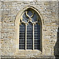 SE0063 : Decorated west window... by Bill Harrison