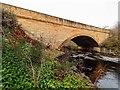 NH7674 : Balnagown Bridge by valenta