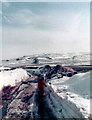 SK1359 : Deep snow in Reynards Lane by Malcolm Neal