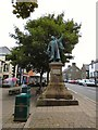 SH9236 : Thomas Ellis on Bala High Street by Gerald England