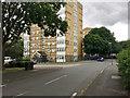 SP1688 : De Montfort House, Shirrall Grove, Kingshurst, east Birmingham by Robin Stott