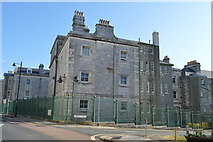 SX4653 : Stonehouse Barracks - south west block by N Chadwick