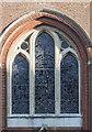 TV6198 : St Andrew, Eastbourne - Window by John Salmon