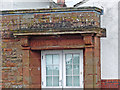 NY1153 : Inscribed lintel, former Silloth Police Station by Rose and Trev Clough