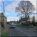 TL5160 : Stow-cum-Quy: on Stow Road by John Sutton