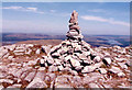 NX4586 : Cairn on Mullwharchar by Billy McCrorie