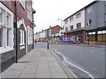 SO9198 : Worcester Street View by Gordon Griffiths