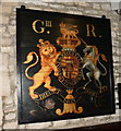 SE0063 : Royal Arms of George III... by Bill Harrison