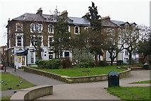 TQ3090 : Houses on Stuart Crescent, Wood Green, London N22 by Christopher Hilton