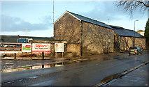 SX9066 : Former gasworks buildings, Barton Hill Road by Derek Harper