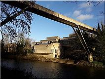 NZ2742 : Kingsgate Bridge - Durham by Anthony Parkes