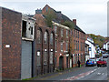 SP3097 : Former hat factory, Atherstone by Chris Allen
