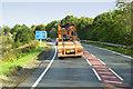 NY2866 : A75 near Rigg by David Dixon