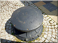 NS3138 : Capstan at Linthouse Vennel by Thomas Nugent