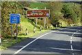 NX5855 : A75 near Cardoness Castle by David Dixon