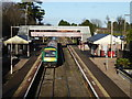 SO7847 : Malvern Link Railway Station by Chris Allen