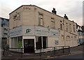 TQ8485 : Former shop at 114 Broadway, Leigh-on-Sea by David Kemp