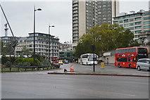 TQ2879 : Park Lane, A4202 by N Chadwick