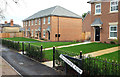 SE3155 : Devonshire Row, Harrogate by Derek Harper