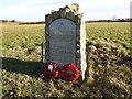 TG3333 : WW2 RAF Aircrew memorial by Adrian S Pye