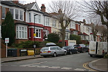TQ2989 : Methuen Avenue, Muswell Hill by Christopher Hilton