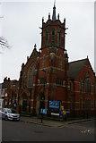 TQ2889 : Muswell Hill Baptist Church by Christopher Hilton