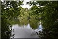 O1533 : Lake, St Stephen's Green by N Chadwick