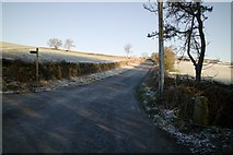 SE2648 : Merrybank Lane near Nat Lane by Mark Anderson