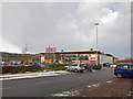 NH6542 : Tesco Inverness Ness Side by Richard Dorrell