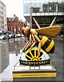 SJ8398 : Rocket, the Steam (punk) Bee by Gerald England