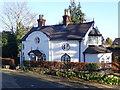 SJ3556 : Holly Cottage, Marford Hill by Eirian Evans