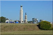 SX4753 : Naval War Memorial by N Chadwick
