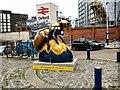 SJ8497 : Manchester STEM Bee by Gerald England