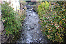 SD3097 : Church Beck, Coniston by Jeff Buck