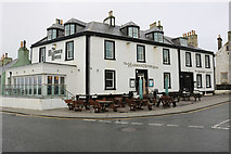NW9954 : The Harbour House Hotel, Portpatrick by Billy McCrorie